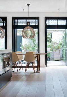 wood flooring | louwerse de jong interiors