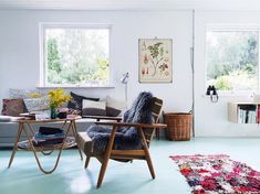 A Charming Danish Summer Cottage on the Island of Fejø