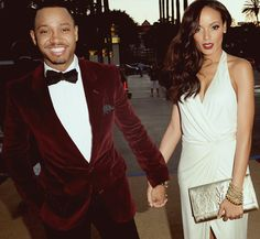 Selita Ebanks is being sued by a fellow model, Liza Irizarry, over a broke nose she claims she suffered after being punched by Ebanks in a spat over her currently boyfriend TV personality Terrence J. Black Celebrity Couples, Black Couples, Couples In Love, Power Couples, Black Celebrities, Celebs, Celebrity Crush, Celebrity Style, Celebrity