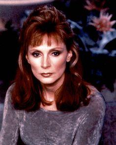 Dr. Beverly Crusher (Gates McFadden) Star Trek: The Next Generation