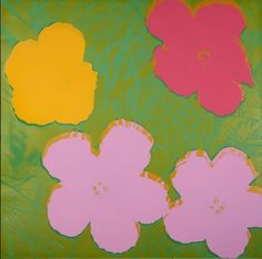 Andy Warhol, Flowers FS II.68 available at #gallartcom