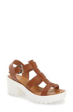 d41f567bb0d Charles David  Bella  Platform Sandal (Women) available at  Nordstrom Slide  Sandals