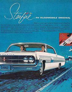 Oldsmobile Starfire 1962.