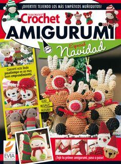Amigurumis simples Navidad - Crochet