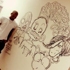Chris Brown. Breezy Art
