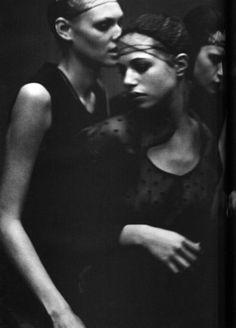 """Enchanting Mood"" byPeter LindberghforVogue Italia1997… No.8"