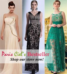 55 Intelligent & Fun Ways To Refashion Prom, Wedding & Formal Dresses - Paris Ciel (EN)