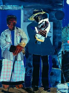 Romare Bearden Centennial  - loved the show at the Amon Carter in Ft. Worth, Texas