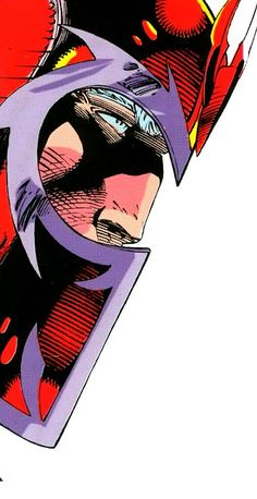 Magneto by Jim Lee - Marvel Comics - Xmen - Comic Book Art