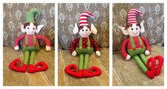 Beautiful Things By Claire Mackaness: Make Your Own Elf This Christmas