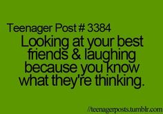 All the time..(: