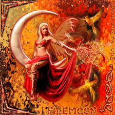 Nene's 2013 Fairy Art Calendar $30