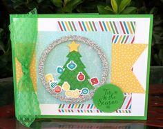 Krystal's Cards: Stampin' Up! Peaceful Pines - Playful Season