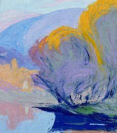 Ellen Thesleff Sketch Painting, Figure Painting, Abstract Digital Art, Abstract Art, Abstract Paintings, Landscape Art, Landscape Paintings, Define Art, Female Painters