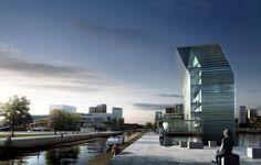 Proyecto del arquitecto Juan Herreros, premio AD, para el nuevo Museo Munch en Oslo.