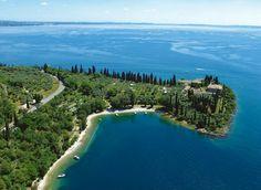 Parco baia delle sirene, Garda