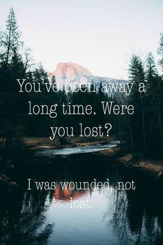 Half Lost. Gabriel & Nathan ❤