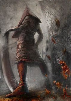 SILENT HILL by mettyori.deviantart.com on @deviantART