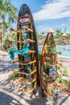Ko'okiri Body Plunge is a thrill ride at Universal's Volcano Bay. Universal Parks, Universal Studios, Volcano Bay Orlando, Sea Aquarium, Disney Resorts, Florida Vacation, Water Slides, Sea World, Pool Designs