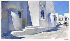 Thomas W. Schaller мне нра цветные тени