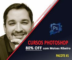 Este Pacote de Photoshop é recomendado para qualquer fotógrafo que desejaeditar e tratar suas fotos de forma profissional com o Photoshop.