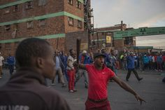 Riots Signal What Is Going Wrong With South Africa's Economy - http://www.henrileriche.com/riots-signal-what-is-going-wrong-with-south-africas-economy/
