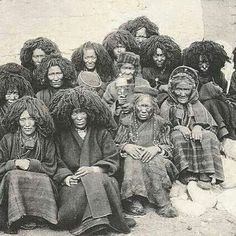 African Tribes In Japan