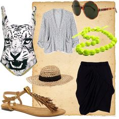 Summer at the beach | Women's Outfit | ASOS Fashion Finder