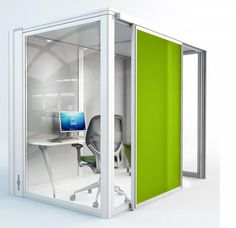 Change your office layout with our internal office pods. Our internal office pods offer a simple solution to changing an office layout or functionality Corporate Office Design, Open Office Design, Office Interior Design, Office Interiors, Office Designs, Office Wall Decor, Office Walls, Office Workstations, Office Cubicles