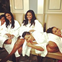 Taraji P. Henson, Regina Hall, Gabrielle Union, Meagan Good  Lala Anthony