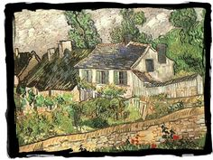Vincent van Gogh (painted during his 70 days in Auvers-sur-Oise)  have some decorum: vincent