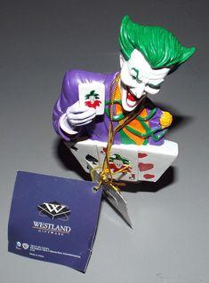 Westland Giftware DC Comics JOKER Ceramic Night Light