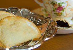 Empanaditas dulces (fruit jam turnovers)