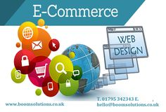 Boom Solutions offer web design, development, app development, SEO, Google Adwords, Social Media Management, banner advertising services and local online marketing Kent. Call us 01795 342343.