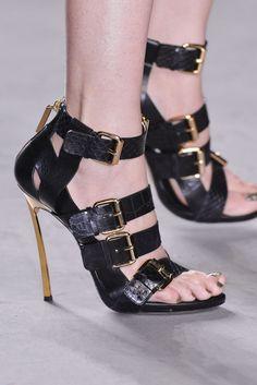 Glamour a tus pies: los zapatos más chic de las semanas de la moda. Prabal Gurung otoño / invierno 2013
