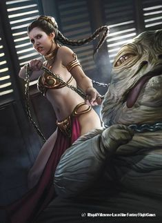 Magali Villeneuve Star Wars | Star Wars                                                                                                                                                                                 More