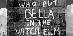 Real Life Is Horror: Who put Bella in the witch elm?