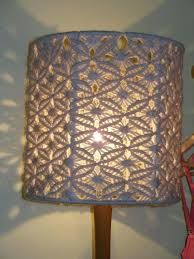Resultado de imagen para macrame lamp