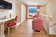 Superior Doppelzimmer mit Seeblick & Balkon Rooms, Double Room, Balcony, Homes, Bedrooms