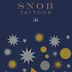 #snobtattoos #air
