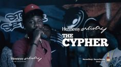 Video: Hennessy Cypher 2016 – YCEE x VEMOR x PHLOW x MAXIMUM x FATBOI