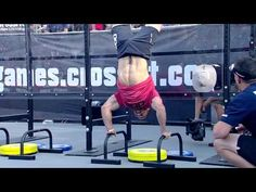 CrossFit - Highlights from the 2012 Reebok CrossFit Games