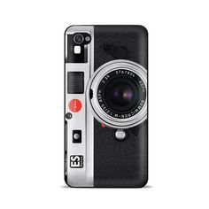 Coque Appareille photo comme Leica pour iPhone 4/4s & iPhone 5