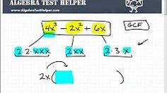 97 Gfc Factoring Ideas Middle School Math Teaching Math Greatest Common Factors