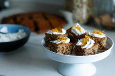 Torta di carote e spezie