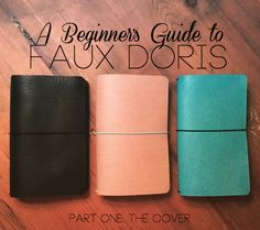 So Obsessed With: Guide to Faux Doris: The Cover