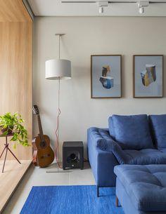 salón diseñado por Julliana Camargo
