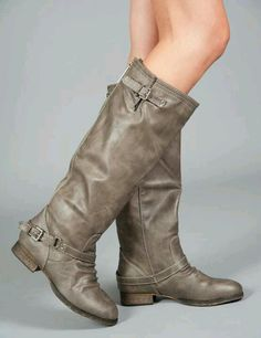 Boots, boots & boots