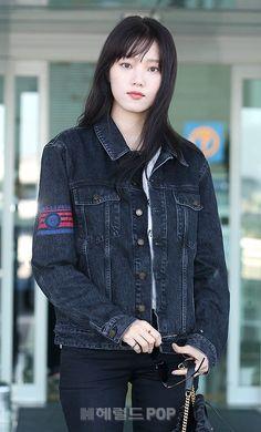Korean Actresses, Korean Actors, Lee Sung Kyung Fashion, Pop Fashion, Girl Fashion, Lee Sun Bin, Kim Yoo Jung, Weightlifting Fairy Kim Bok Joo, Girls World