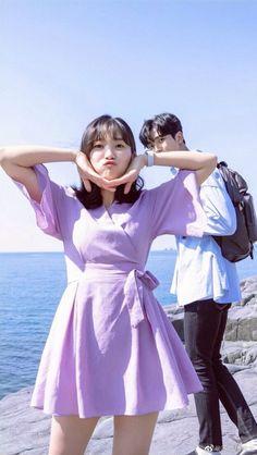 Korean Celebrities, Korean Actors, Korean Couple Photoshoot, Boy And Girl Friendship, Korean Drama List, Korean Best Friends, K Wallpaper, Ulzzang Couple, Anime Couples Manga